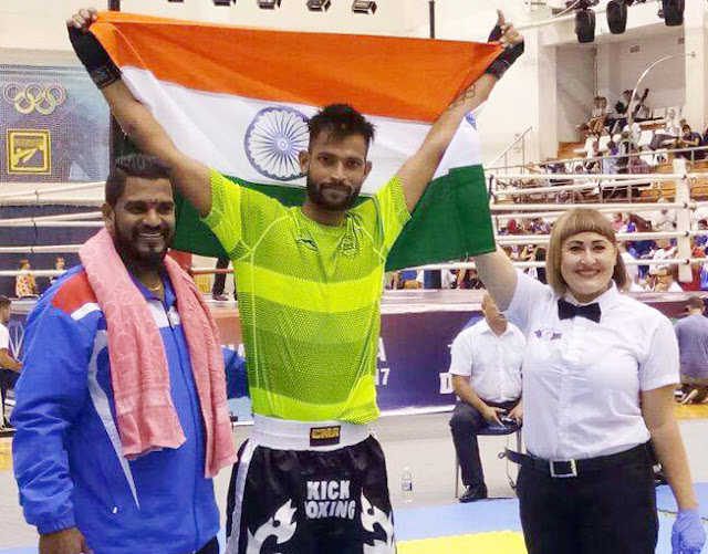 kuldeep-won-silver-taekwondo-world-championship