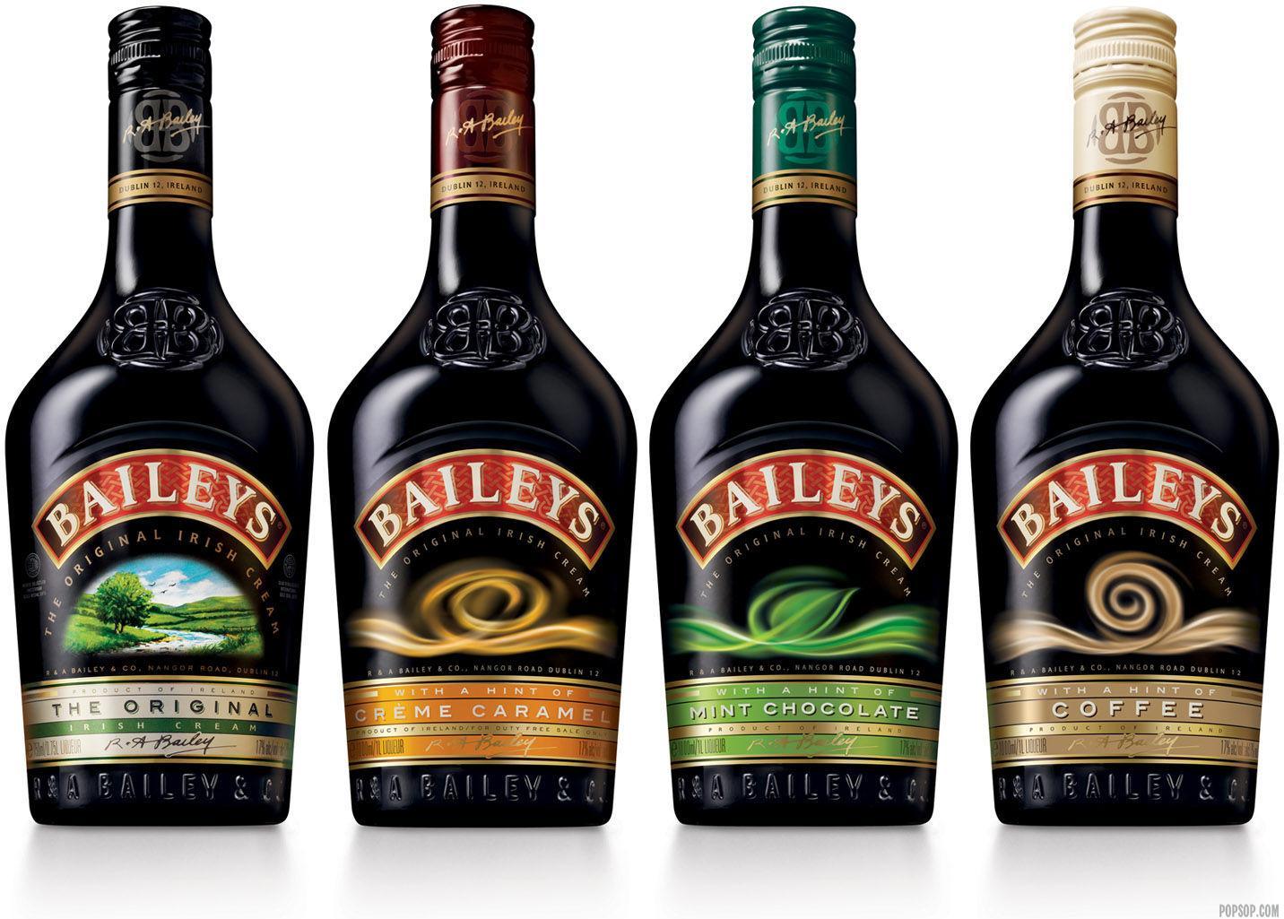 Baileys Bottles