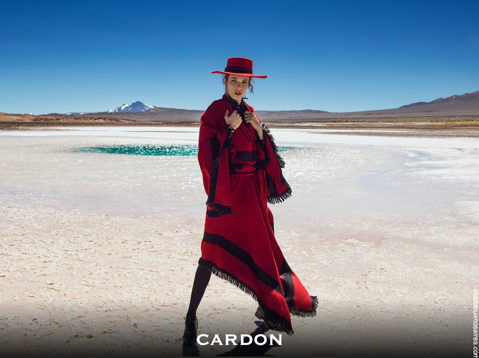 Moda argentina otoño invierno 2019.