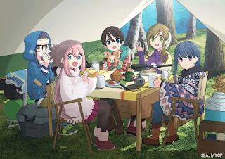 Yuru camp movie s2 special