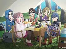 Sebuah Musim, Movie, Serta Special Baru Diumumkan Untuk Anime Yuru Camp!!