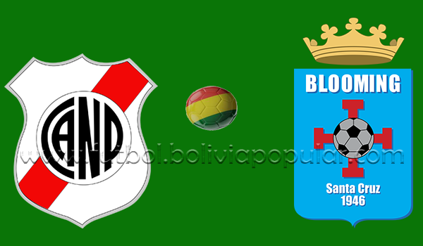 Nacional Potosí vs. Blooming - En Vivo - Online - Torneo Apertura 2018