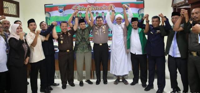 Setelah Malang, Kini FPI Jombang Sepakat Larang HTI Kembali Hidup di Indonesia, FPI Pusat Kapan?