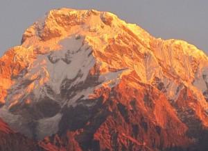 10. Mount Annapurna (8091m), Nepal