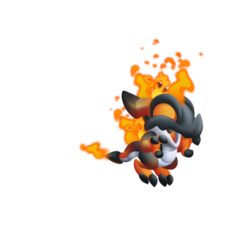 Arsonist Dragon (Baby)