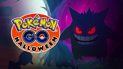 Event Halloween di Pokemon Go