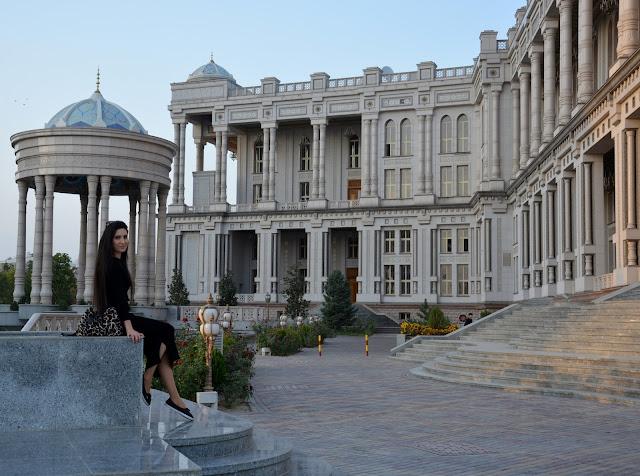 Navruz Sarayı-Tacikistan
