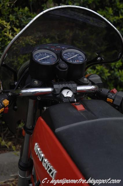 Les cousines Benelli / Moto Guzzi 254 (Années 70) _DSC0045
