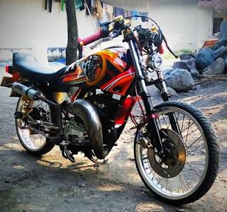 Yamaha RX King 2 tak 2 valve