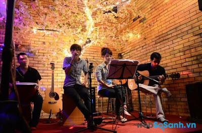 quan cafe acoustic