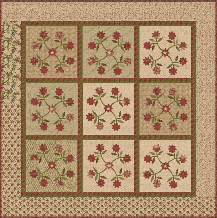 Jan Patek Front Porch Fabric