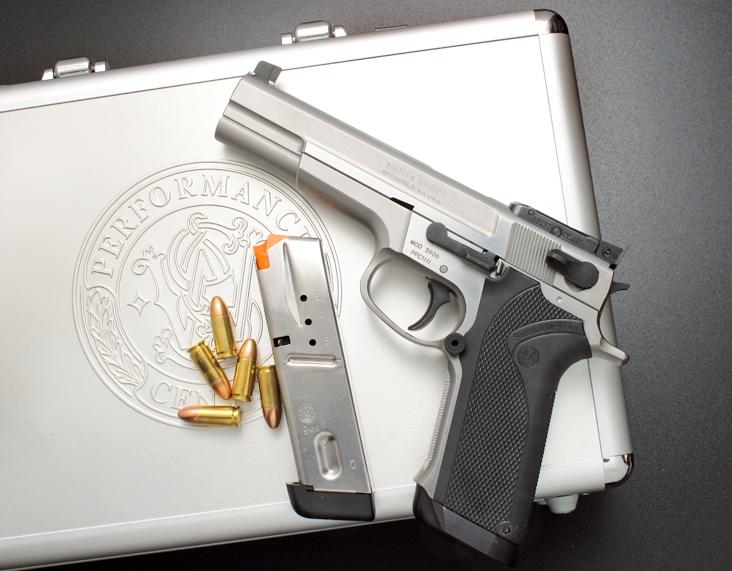 Pistola Smith & Wesson PPC | Armas de Fuego