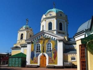 Свято-Троицкий монастырь. Симферополь