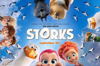 Download Film Storks (2016) Subtitle Indonesia Bluray