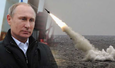 Russia Tested Hypersonic Missile