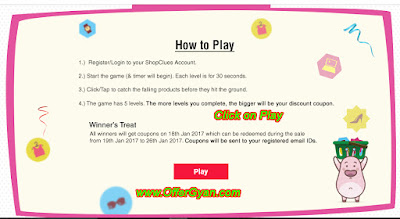 shopclues crazy catcher game hack