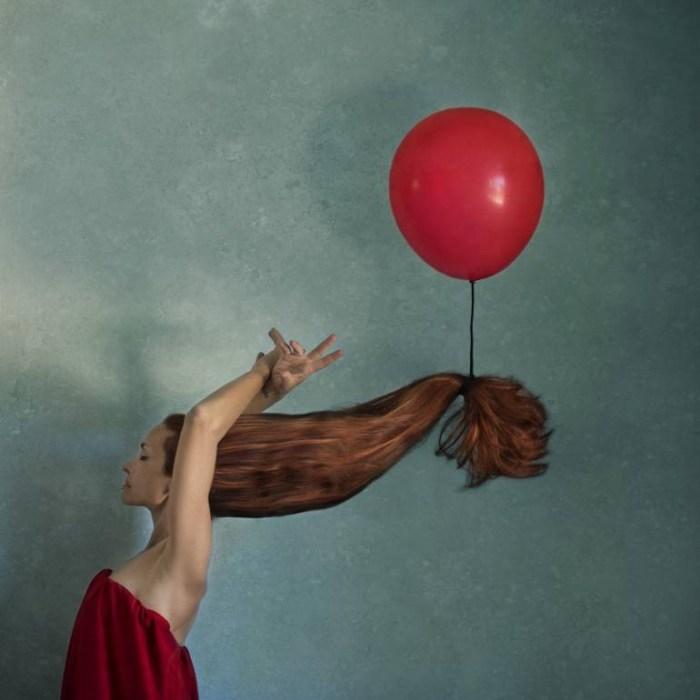 Воображаемый мир. Alessandra Favetto (фотограф)