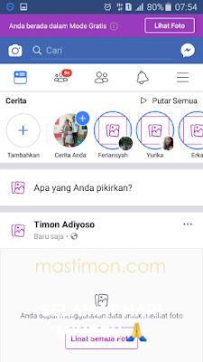 Mode Gratis Fb : gratis, Menggunakan, (Facebook), Tanpa, Kuota, Internet, Android, Mastimon.com