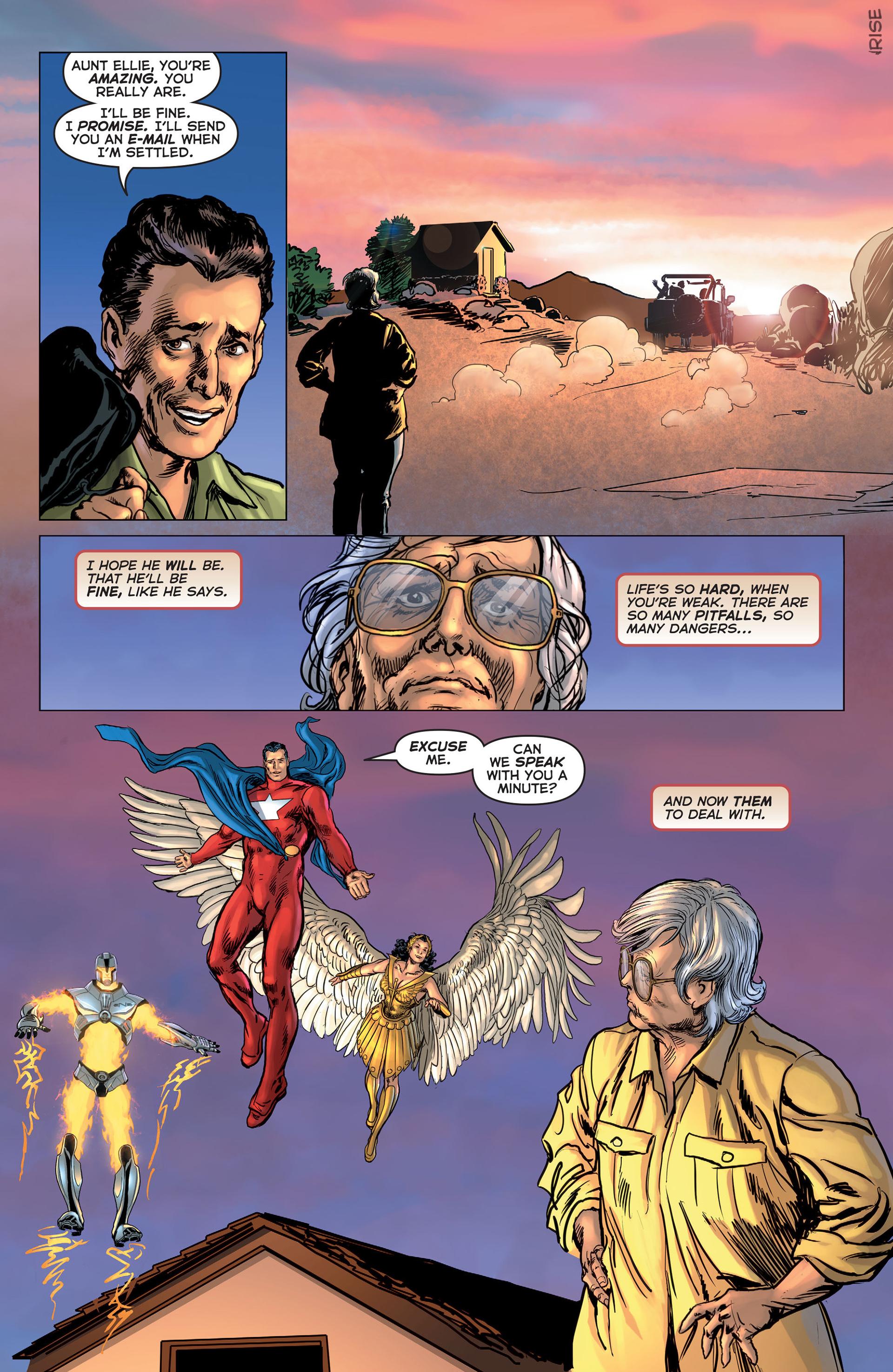 Read online Astro City comic -  Issue #15 - 23