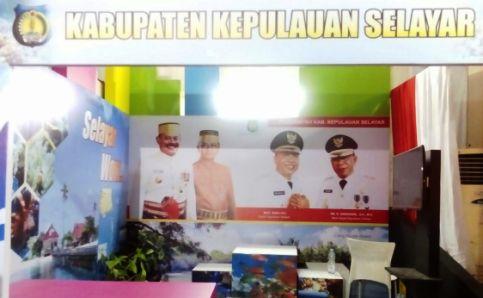Press Release Bappeda Kab. Kep. Selayar, Tentang Sulsel Expo 2016 ,Dan, Pameran Pembangunan