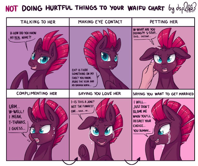 Equestria Daily Mlp Stuff Doing Loving Things To Tempest Shadow