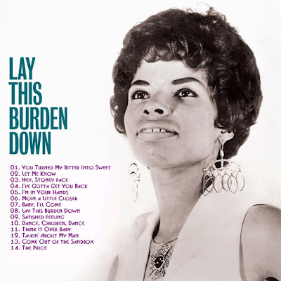 Mary Love - Lay This Burden Down (1965-1968) (2018 USA)