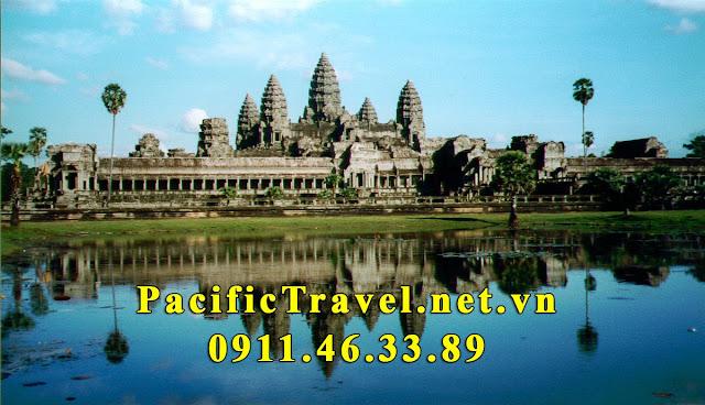 Những ngôi đền nổi tiếng nhất tại Campuchia đẹp và độc đáo
