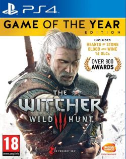 The Witcher 3 Wild Hunt Game of The Year Edition Arabic