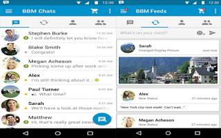 BBM v3.1.0.13 Apk Official Update