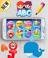 تطبيق ABC KIDS  لتعليم الإنجليزية للأطفال للأندرويد 2019 - صورة لقطة شاشة (1)