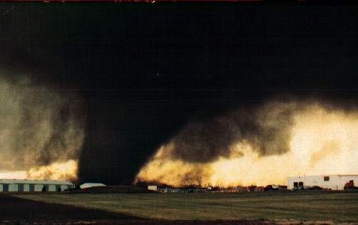 Ross Amp Millie S Blog Hesston Tornado Anniversary