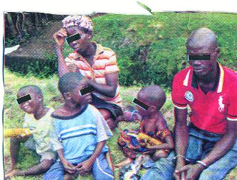 5 children sold ritualists warri