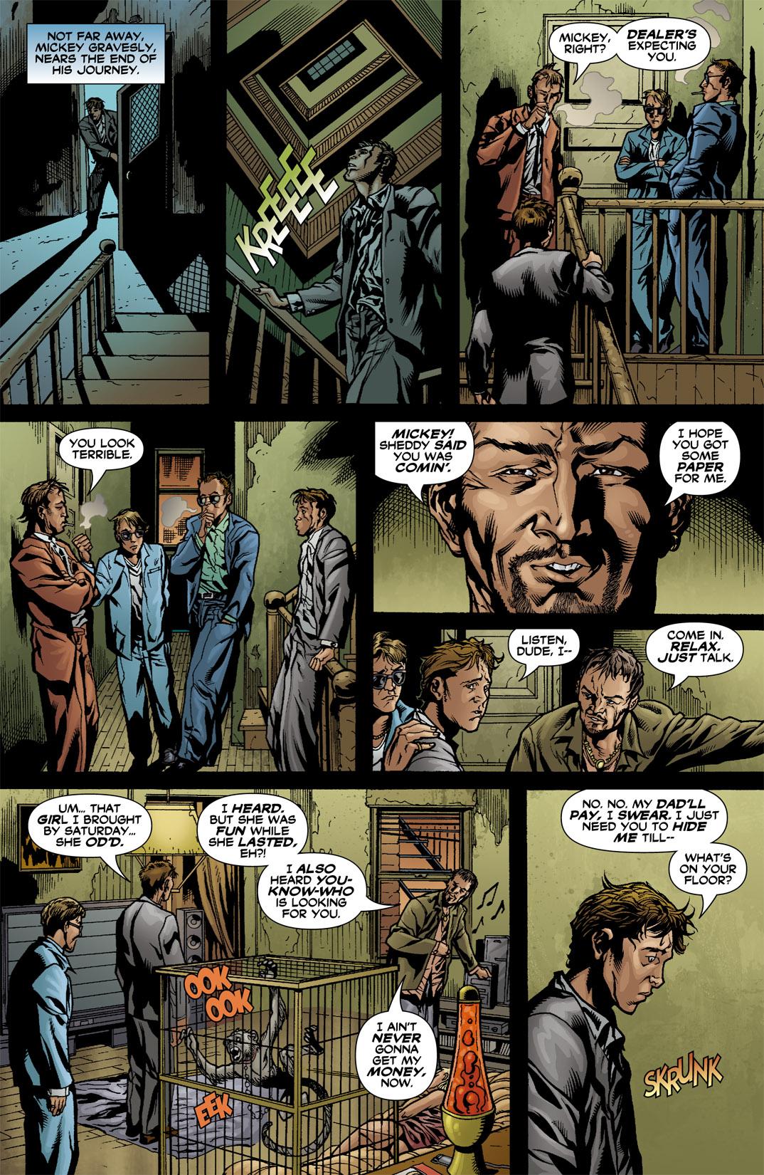 Detective Comics (1937) 801 Page 15