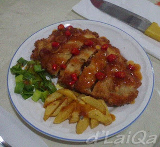Chicken Cordon Bleu ala Rika (3)