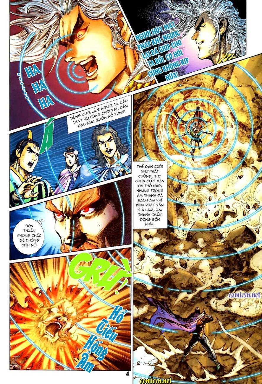 Đại Đường Uy Long chapter 101 trang 4