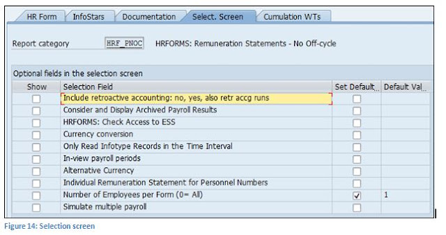 Steps to create SAP HR Forms - New IT Guru