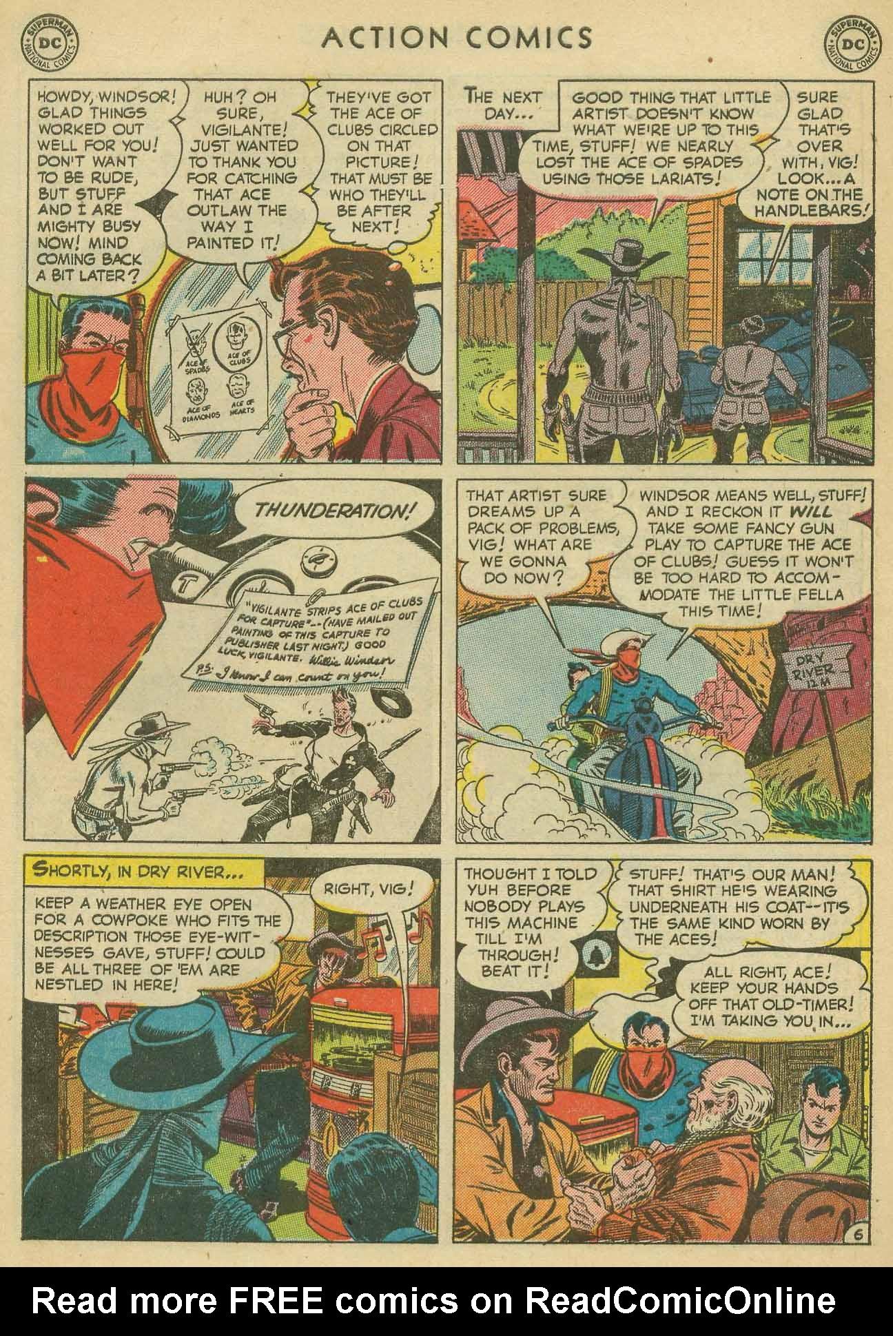 Action Comics (1938) 160 Page 43