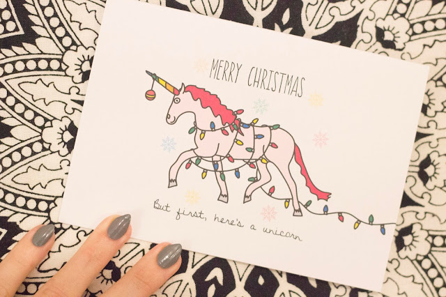 Funny Christmas Cards Giveaway with Lost Marbles!