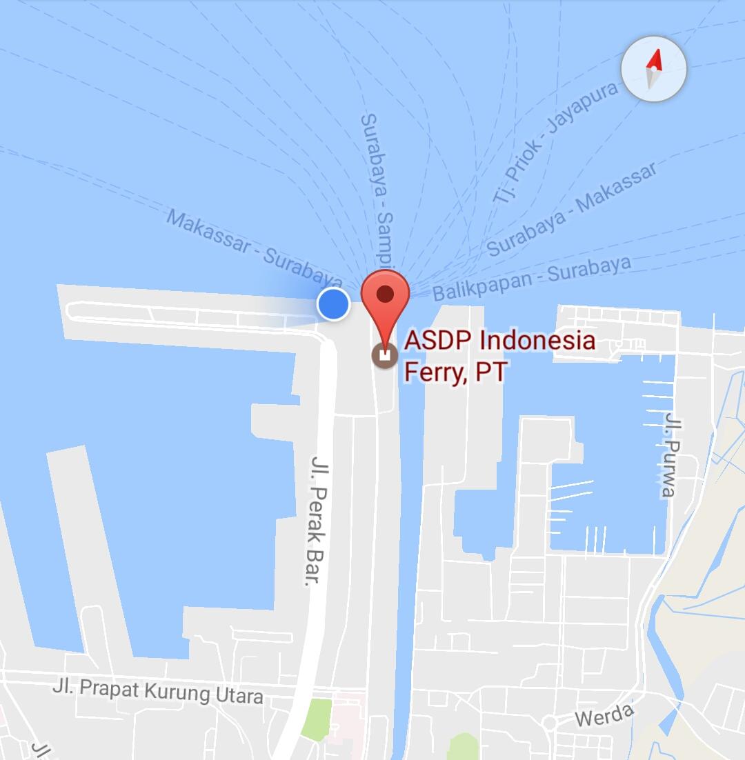 Panduan Cara Membeli Tiket Kapal Legundi Surabaya Lembar Let S