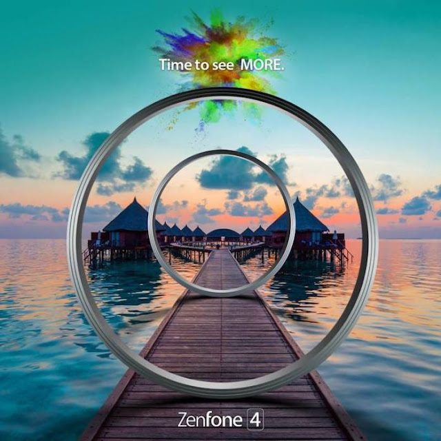 Jajaran seri Asus Zenfone 4 siap rilis awal bulan depan