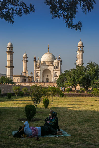 Bibi ka Maqbara: the Taj of Deccan and an ode to motherhood
