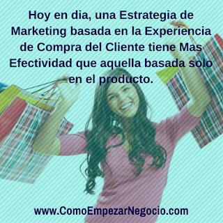 experiencia de compra, como mejorar la experiencia de compra del cliente, tips para mejorar experiencia de compra, incrementar productividad empresarial