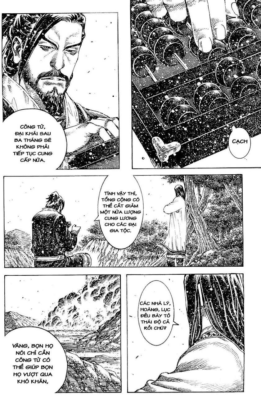 Hỏa phụng liêu nguyên Chương 350: Lại thêm kẻ địch [Remake] trang 16