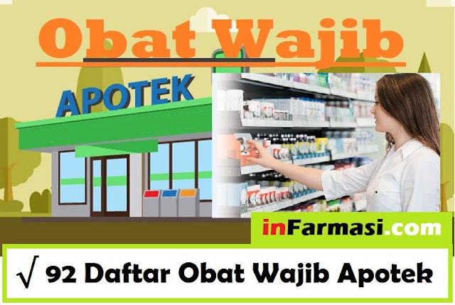 92 Daftar Obat Wajib Apotek : DOWA