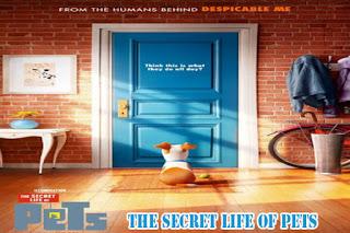 SinopsisThe Secret Life of Pets (2016)
