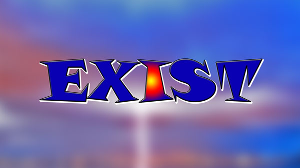 Exist Meaning in Hindi