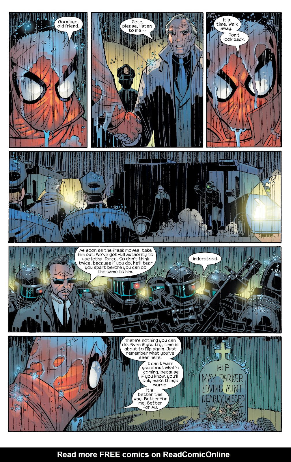 The Amazing Spider-Man by JMS Ultimate Collection issue TPB 2 (Part 4) - Page 1