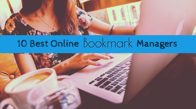 Online Bookmark Managers