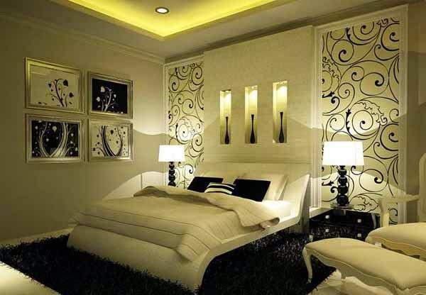Desain Rumah Minimalis Tips Desain Kamar Tidur Romantis