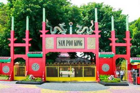 Sam Poo Kong, Wisata Sejarah dan Religi di Semarang Jawa Tengah